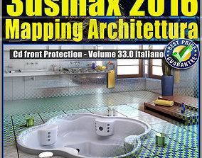 033 3ds max 2016 Mapping Architettura vol 33 Italiano 1