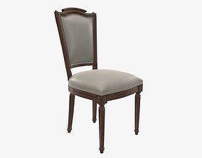 Chair classic 02 3D