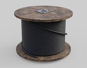 3D model Cable Reel 2