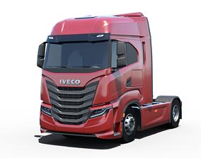 3D model Iveco S-Way 2019