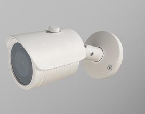 Altcam DCF51IR surveillance camera 3D model