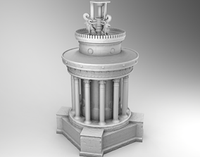 The Monument To Lysicrates 3D print model