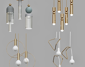 3D Floor lamp collections