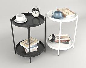 3D model room coffee table