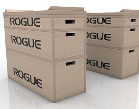 Rogue Jerk Blocks 3D