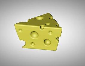 3D model Swiss Cheese