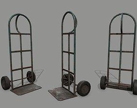 Trolley 3D model VR / AR ready