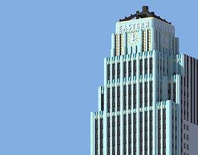 Eastern Columbia Building 3D print model