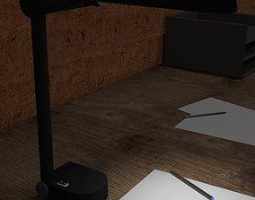 Lamp 3D-Model realtime