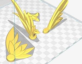 3D print model Accessories of Game Idolish7