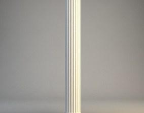 Classical Stone Column 3D