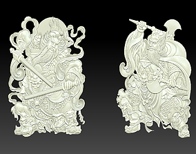Menshen 3D printable model