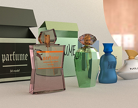 3D parfume essential