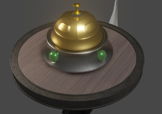 Final Fantasy XIV Summoning Bell