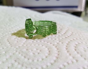 3D print model Note ring