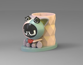 Luo Xiaohei-Gemini-Pen 3D print model