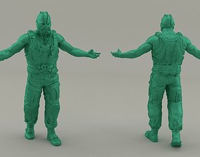 Bane - High Quality - 3d Print