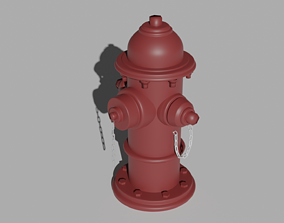 Fire Hydrant hydrant 3D