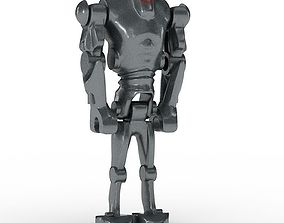3D LEGO Minfigure Battle Droid B3
