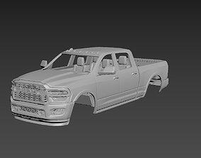 Dodge Ram 2500 2020 Body For Print