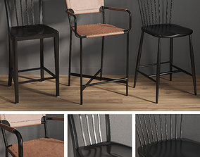Bar Chairs 2 3D