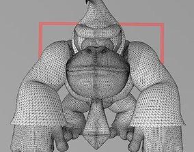 super DONKEY KONG - 3D PRINT FILE