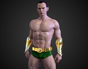 3D model Namor The Sub-Mariner