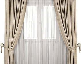 3D Curtain 54