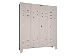 3D locker no 4