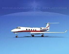3D model Grumman Gulfstream G-V V03
