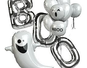 Balloons Decor 01 3D balloon