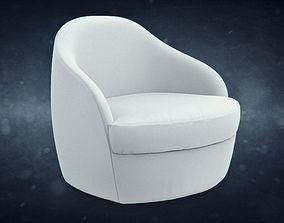3D India Mahdavi Botero Chair