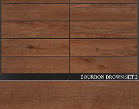 Peronda Bourbon Brown Set 2 3D
