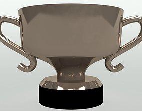 Basic Trophy 3D model