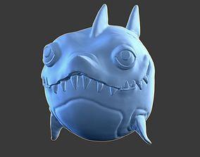 Sweet shark 3D print model