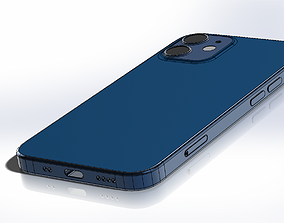 Real size SOLIDWORKS model iPhone 12 mini appleiphone