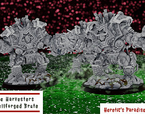 3D print model The Harvesters - Hellforged Brutes
