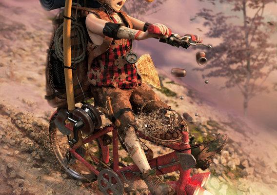 Kid with the Bike