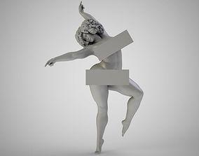 3D print model Dance Performance