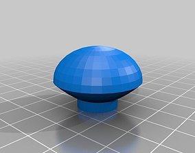 3D printable model Dresser Knob v2