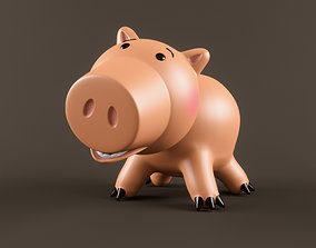 Piggy Toy Story 3D model