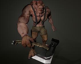 3D model Eater