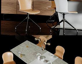 3D model milano five adelaide lugano