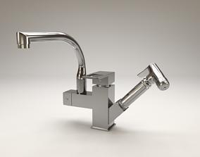 3D PBR kitchen faucet