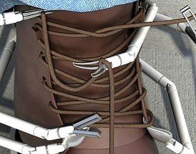 3D model The Shoelacer Arachnoid