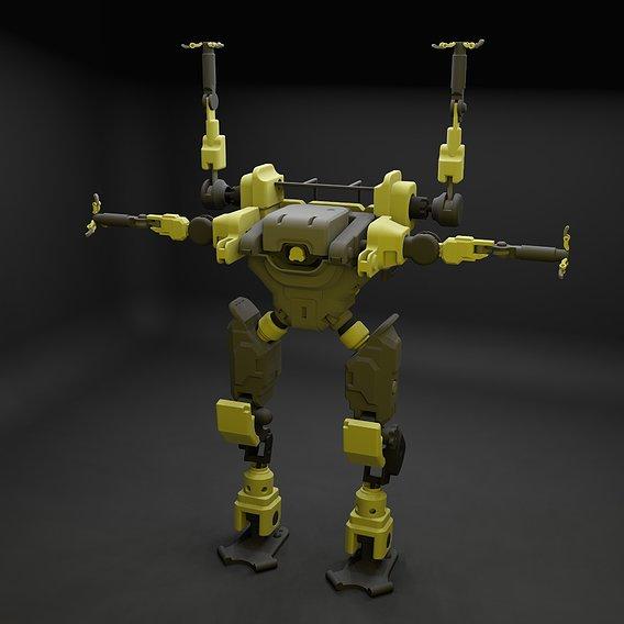 Robot Fusion 360