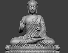 Buddha Lotus 3D print model