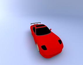 1997 Mazda RX7 3D model