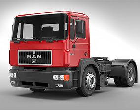 MAN F2000 3D model