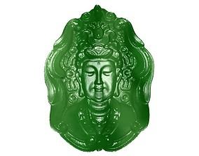 3D printable model Buddha confucius